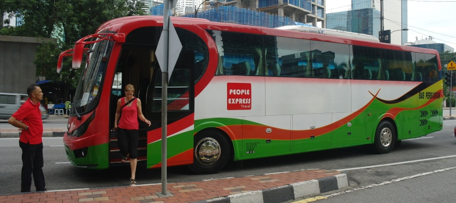 People Express 44 Seater Coach