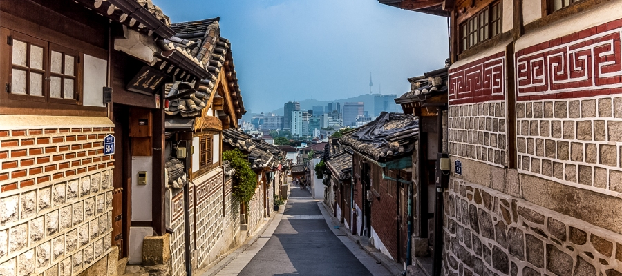 5D4N Charming Korea