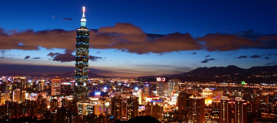 6D5N Taiwan